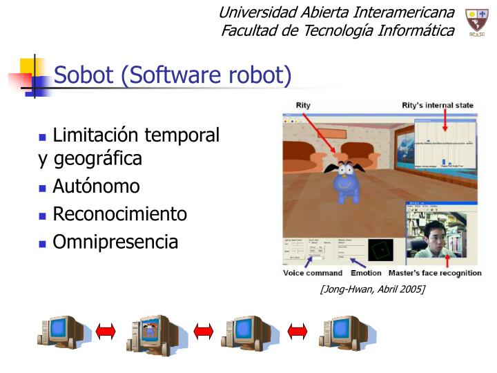 Sobot (Software robot)