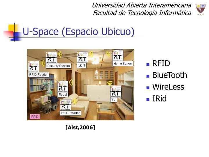 U-Space (Espacio Ubicuo)