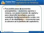 del precapitalismo al capitalismo en am rica latina