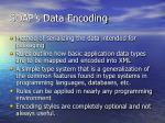 soap s data encoding