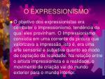 o expressionismo2