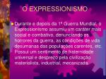 o expressionismo4