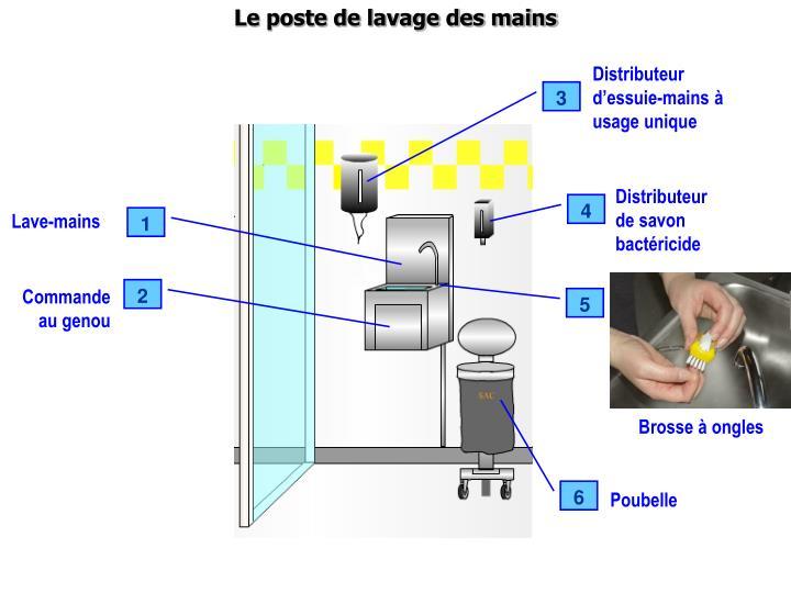 Ppt travaux pratiques powerpoint presentation id 1344664 - Protocole de lavage des mains en cuisine ...