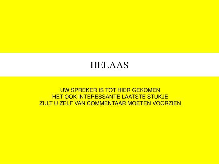 HELAAS