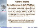 control interno2
