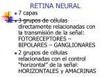 retina neural2
