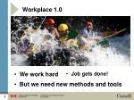 workplace 1 0