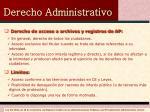 derecho administrativo1
