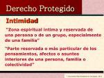 derecho protegido1