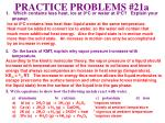 practice problems 21a