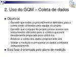 2 uso do gqm coleta de dados1