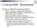 2 uso do gqm planejamento2