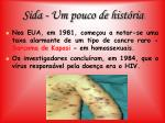 sida um pouco de hist ria1