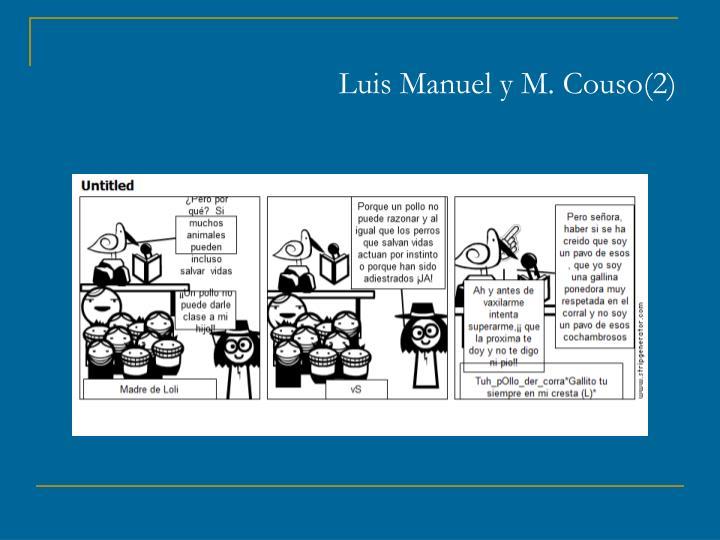 Luis Manuel y M. Couso(2)
