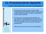 4 6 puolustusvoimain lippujuhla suomen marsalkka mannerheimin syntym p iv