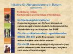 initiative f r alphabetisierung in bayern auslaufend