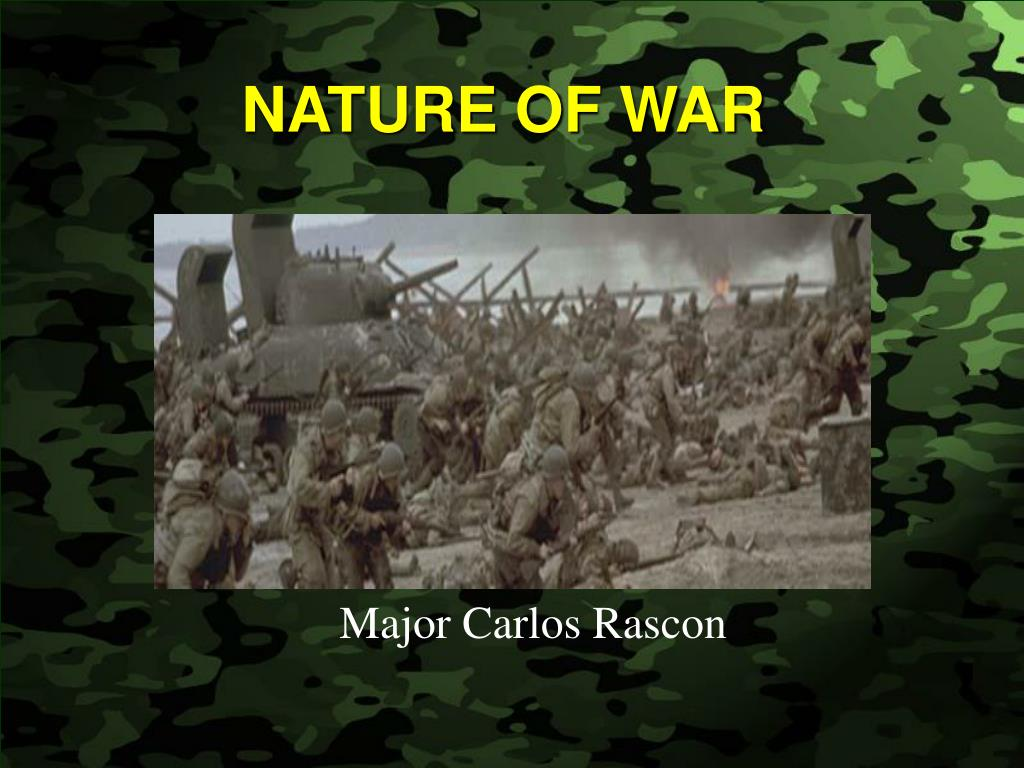 nature of war l.