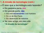 1 a miss o da tecnologia cont