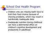 school oral health program4