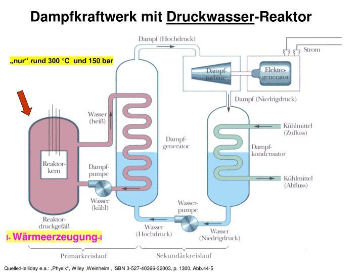 Dampfkraftwerk mit