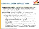 early intervention services cont1
