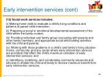 early intervention services cont12