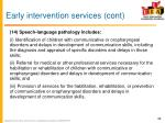 early intervention services cont14