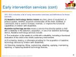 early intervention services cont2