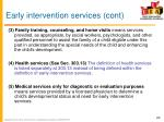 early intervention services cont5