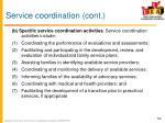 service coordination cont2