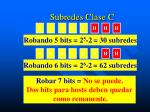 subredes clase c3