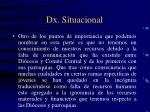 dx situacional2