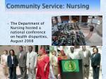 community service nursing2
