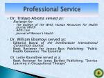 professional service1
