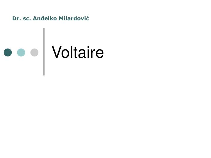 voltaire n.