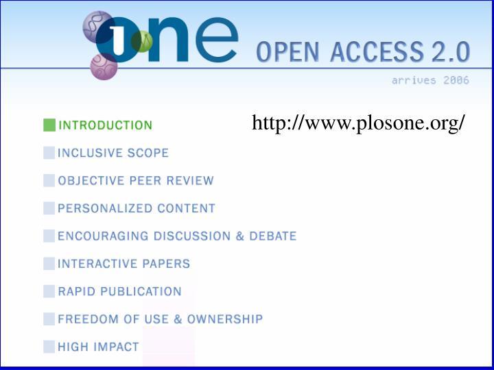 http://www.plosone.org/
