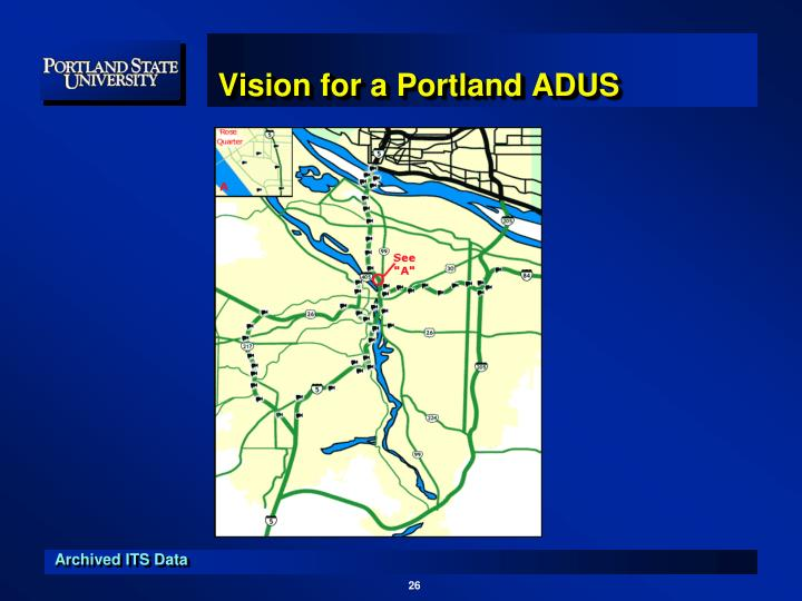 Vision for a Portland ADUS