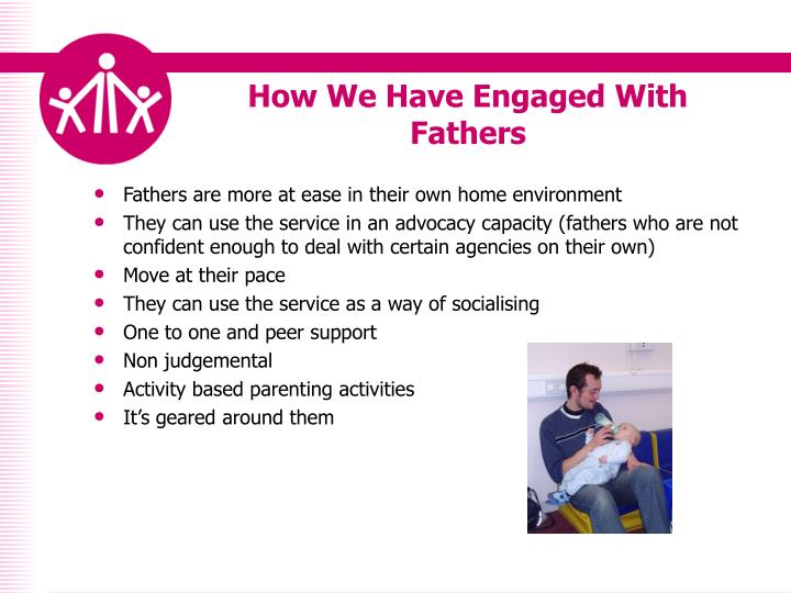 How We Have Engaged With Fathers