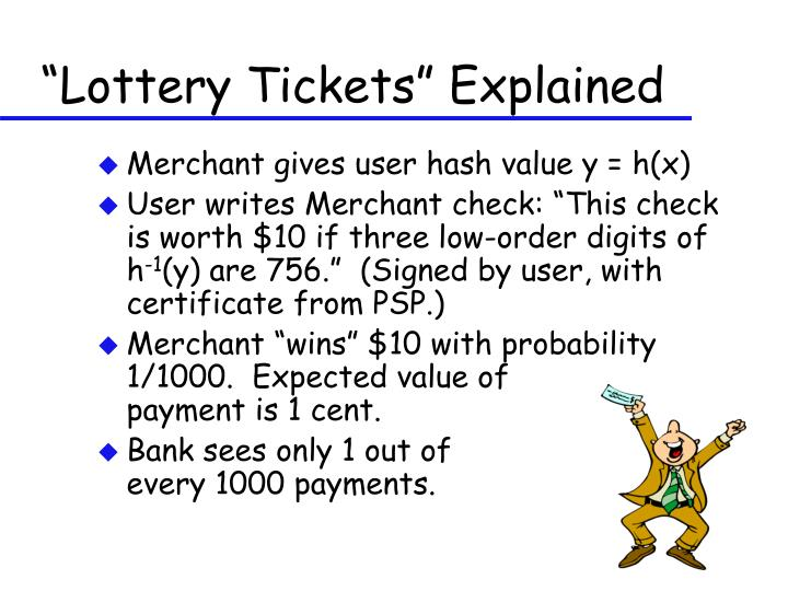 """Lottery Tickets"" Explained"