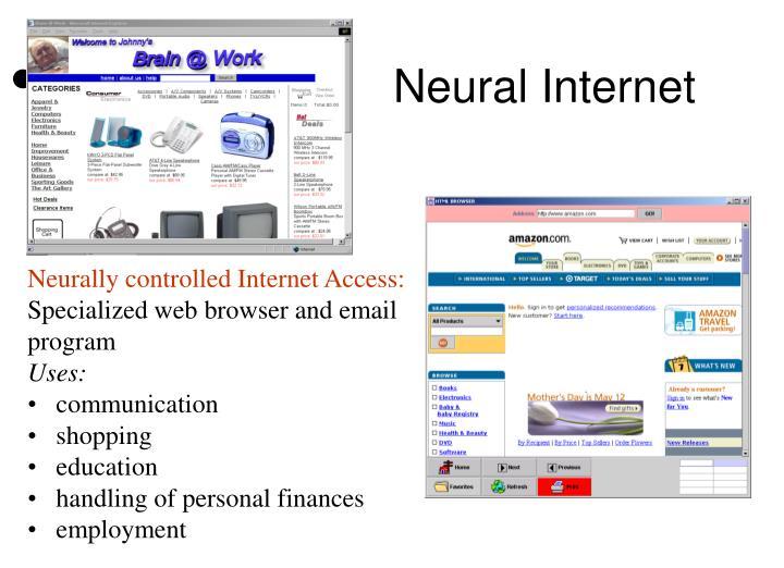 Neural Internet