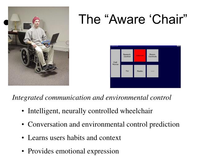 """The """"Aware 'Chair"""""""