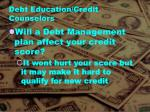 debt education credit counselors1