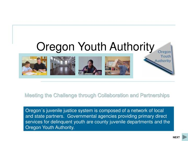 oregon youth authority n.