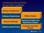 introducing group policy group policy capabilities6