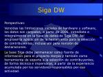 siga dw2