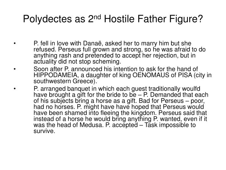 Polydectes as 2