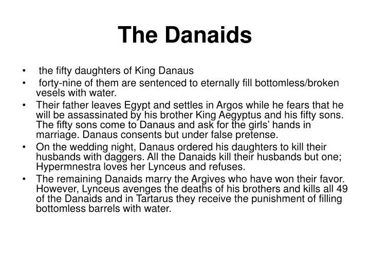 The Danaids
