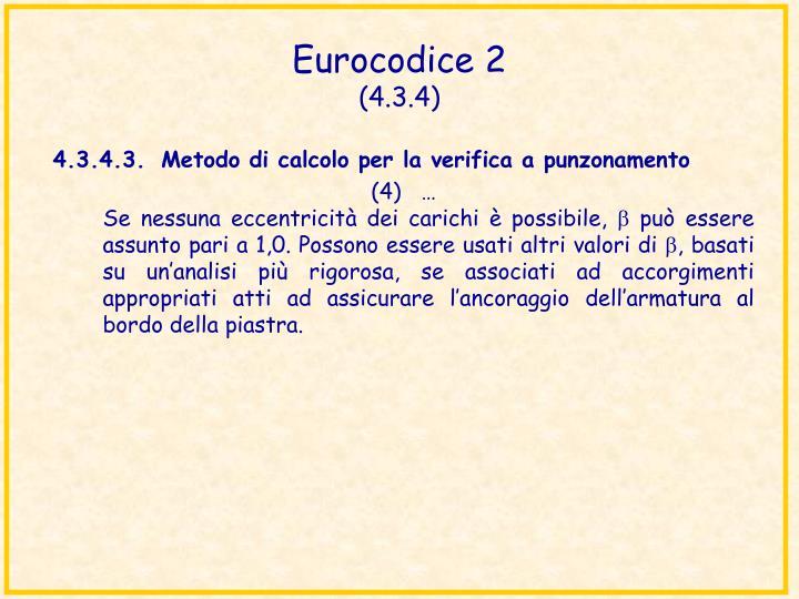 Eurocodice 2