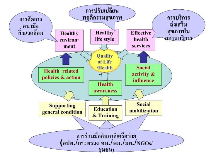 การปรับเปลี่ยนพฤติกรรมสุขภาพ