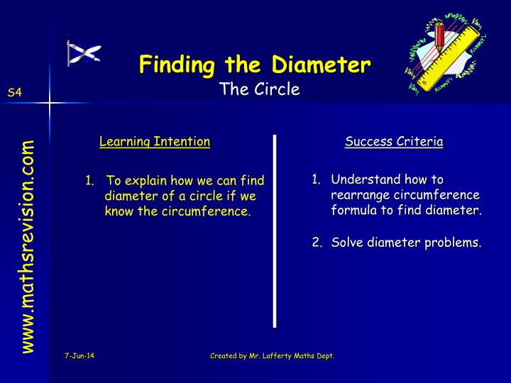 Finding the Diameter
